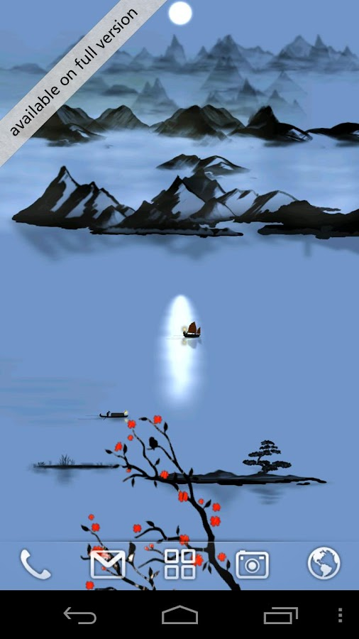 Zenscapes: Spring Lake Free- screenshot