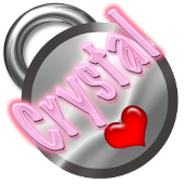 Crystal Namne Tag