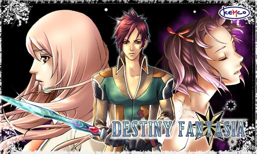 RPG Destiny Fantasia - KEMCO