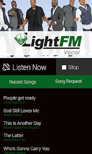 LightFM Radio Screenshot 3