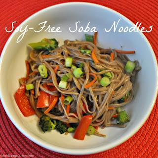 Soy-Free Soba Noodles