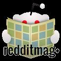 redditmag+ logo