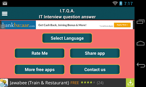IT Interview Question Answer