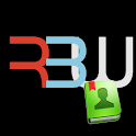 RBW GO Contacts EX Theme Free logo
