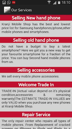 Kranji Mobile Shop