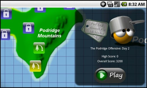 Pods Defense - screenshot thumbnail