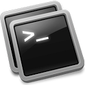 ☆ AirTerm (floating terminal) icon