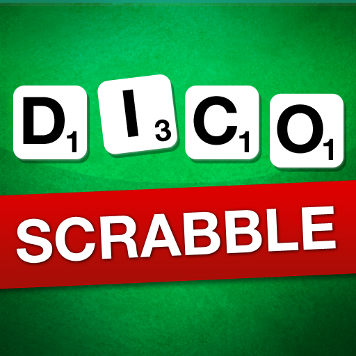 Officiel du SCRABBLE LAROUSSE LOGO-APP點子