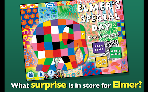 Elmer's Special Day- screenshot thumbnail