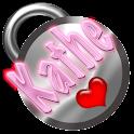 Kathe Name Tag logo