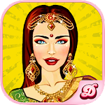 Indian Bride Dress Up Makeover 1.1 Apk