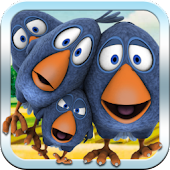 Talking Birds On A Wire APK for Bluestacks