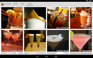Screenshot of Mixologist - Cocktail Recipes