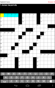 Crosswords Crossword Rush