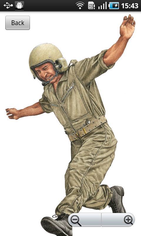 20th Century Military Uniforms- screenshot