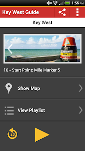 Key West Tour Guide- screenshot thumbnail
