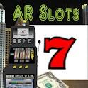 4D Vegas Style AR Slot Machine logo