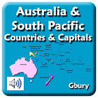 Australia and South Pacific icon