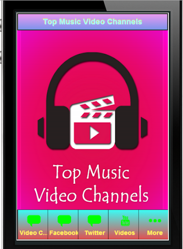 Top Music Video Channels