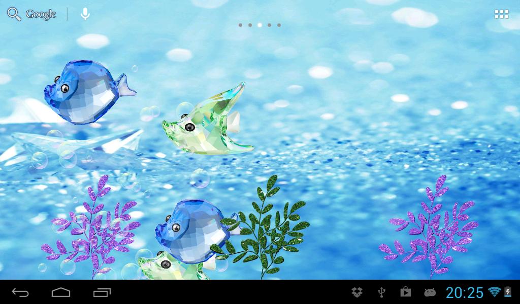 crystal fish aquarium - photo #9