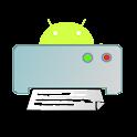 Let's Print Droid logo