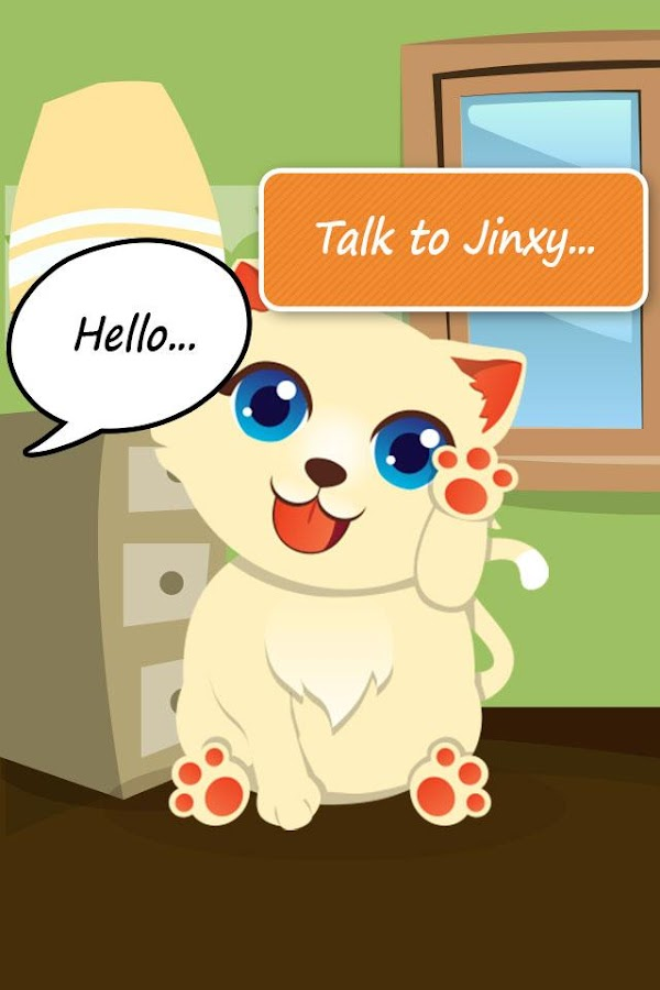 Talking Cat - Kitty Cat - screenshot