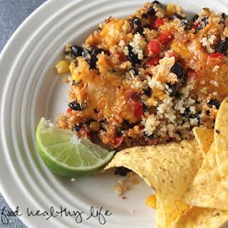 Southwestern Quinoa Casserole