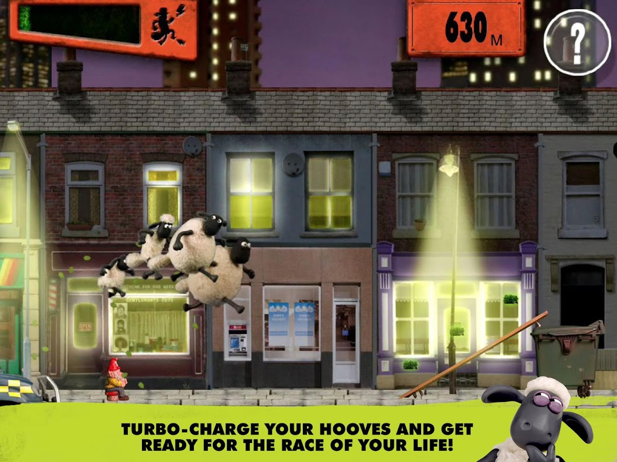Shaun the Sheep - Shear Speed - screenshot