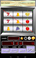 Screenshot of 9 WHEEL SLOT MACHINE
