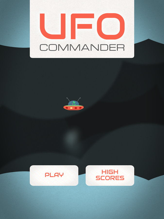 UFO Commander- screenshot