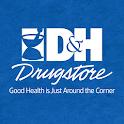 D & H Prescription Drug Store icon
