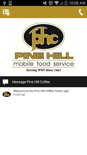 Pine Hill Coffee