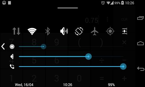 Quick Control Panel v3.0.3