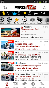 Politique Live- screenshot thumbnail
