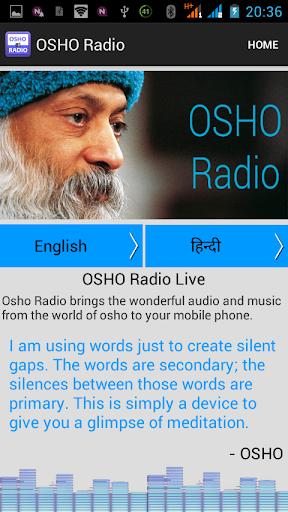 OSHO Radio New