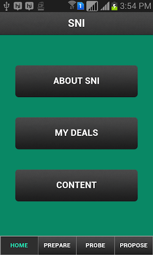 SNI On-The-Go