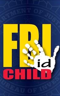 FBI Child ID - screenshot thumbnail