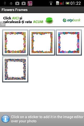 Flowers Frames