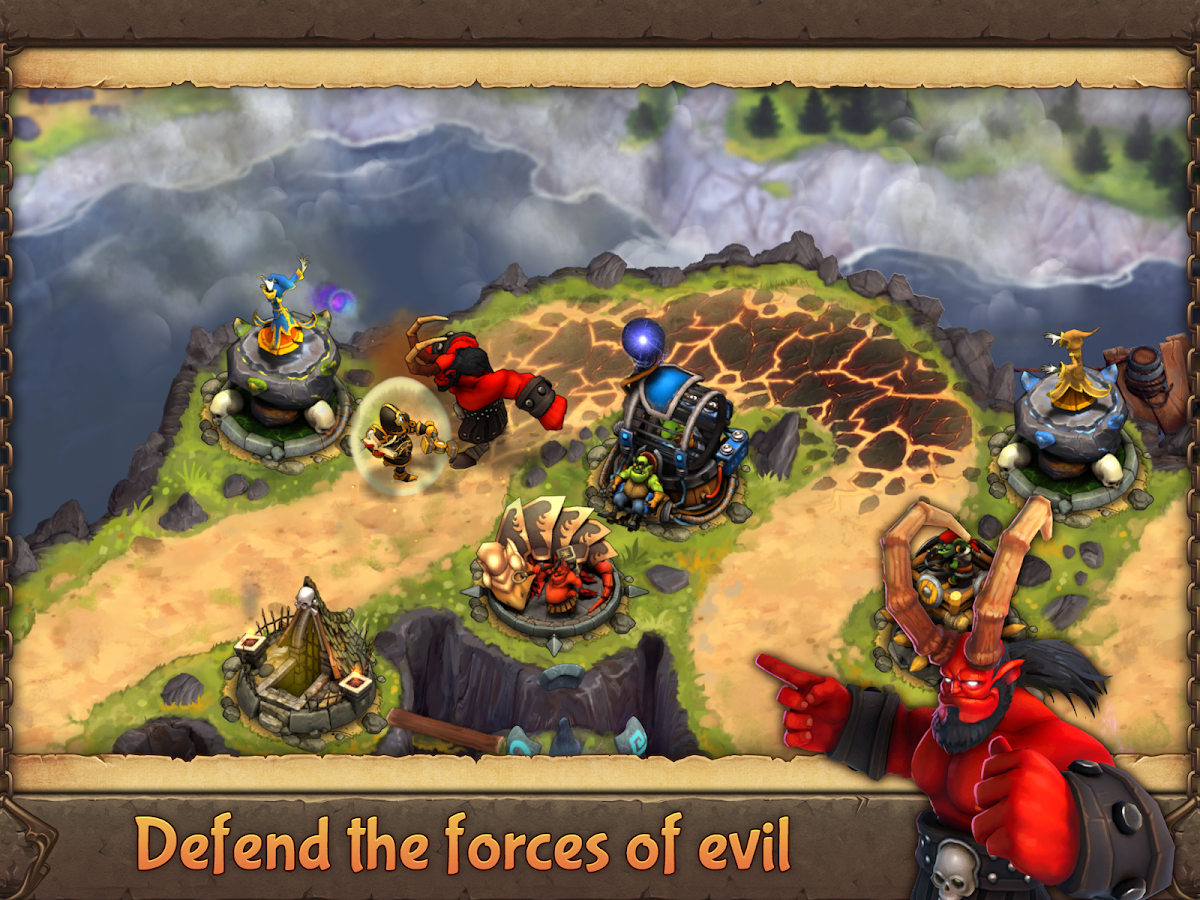 Evil Defenders- screenshot