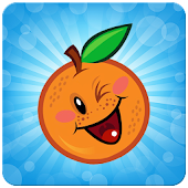 Fruit memory game for kids