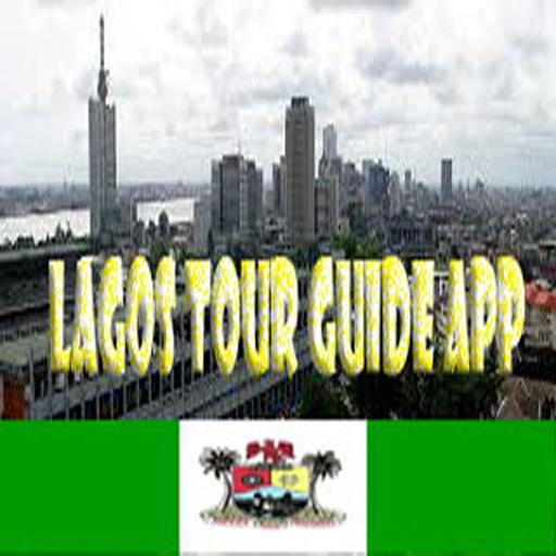 Lagos Tour Guide LOGO-APP點子
