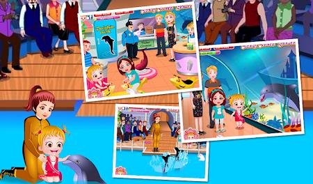 Baby Hazel Dolphin Tour 6 screenshot 641335