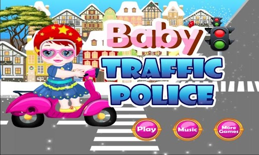 Baby Police: Traffic Control - screenshot thumbnail