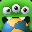 Yummy Little Planet (Xonix) icon