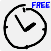 Graffiti Analog Clock FREE