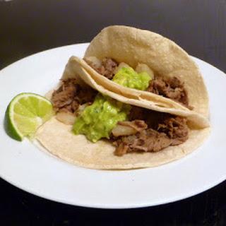Spicy Brisket Tacos
