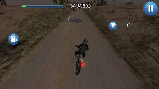 Mountain Bike Dead Road 3D