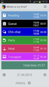 TimeTracker.Pro v1.8
