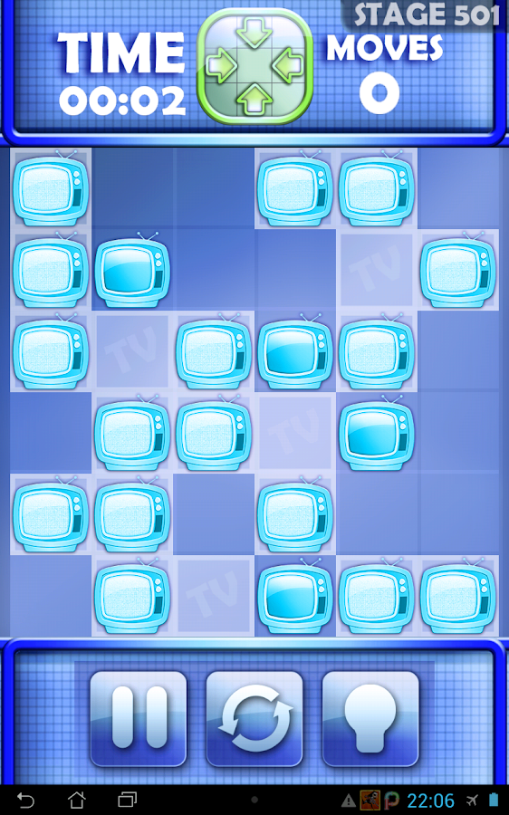 Telekinesis Puzzle - screenshot