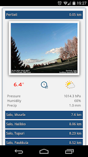 European Weathernetwork (EWN)- screenshot thumbnail